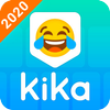Kika-klavier 2020 - Emoji-klavier, Emoticon, GIF-icoon