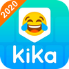 Teclado Kika 2020 - Teclado Emoji, Emoticon, GIF icono