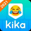 Teclado Kika 2021 - Teclado Emoji, Emoticon, GIF ícone