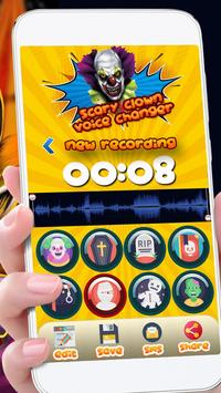 Scary Clown Voice Changer screenshot 1