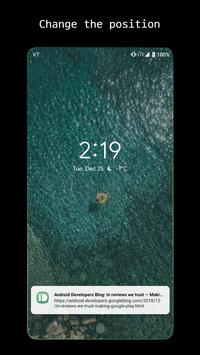 EDGE MASK - Change to unique notification design Ekran Görüntüsü 3
