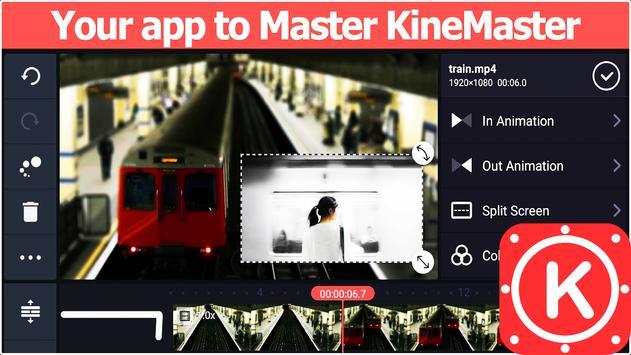 Tips: kine Master Pro Video Editing screenshot 2