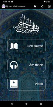 Quran Vietnamese screenshot 7