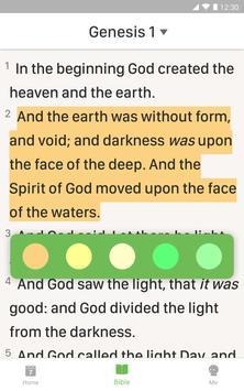 King James Bible screenshot 4