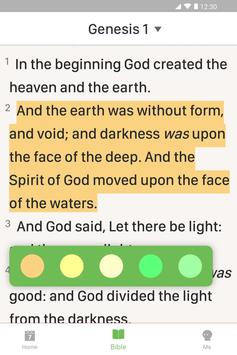 King James Bible capture d'écran 8