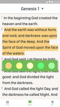 King James Bible 海報