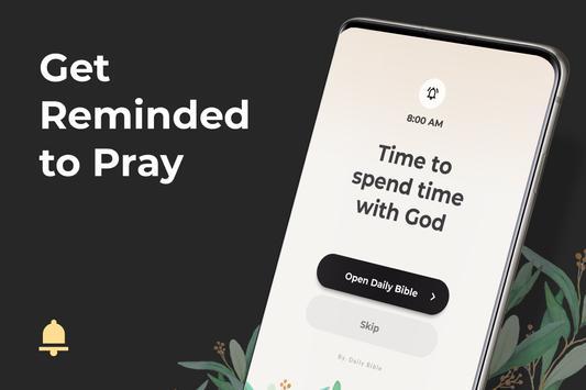 King James Bible (KJV) Free Daily Verse Study App screenshot 3