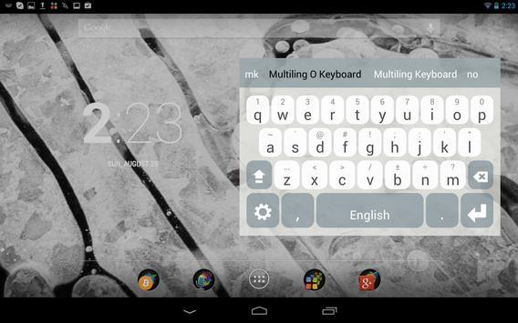 Multiling O Keyboard screenshot 19