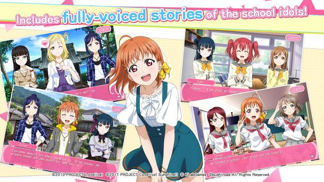 Love Live!School idol festival スクリーンショット 2