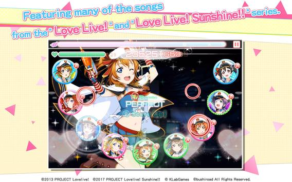 Love Live!School idol festival スクリーンショット 7