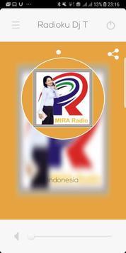 Radioku Dj T' poster