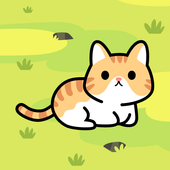 Taming a stray cat icon