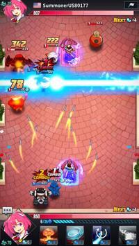 Capsulemon, Fight! imagem de tela 15