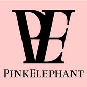 분홍코끼리 아이콘