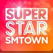 SuperStar SMTOWN أيقونة