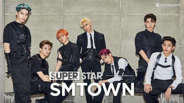 SuperStar SMTOWN-poster