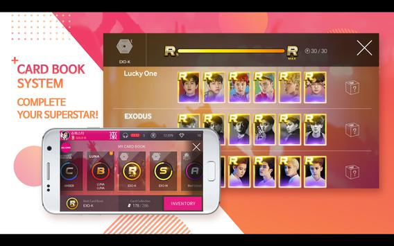 SuperStar SMTOWN Screenshot 12