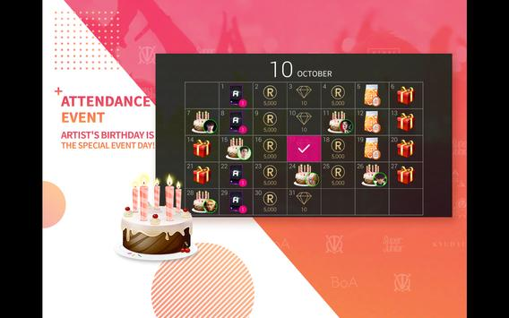 SuperStar SMTOWN 截图 13