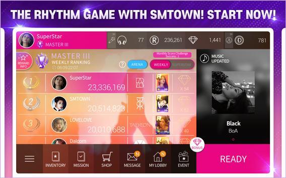 SuperStar SMTOWN imagem de tela 13