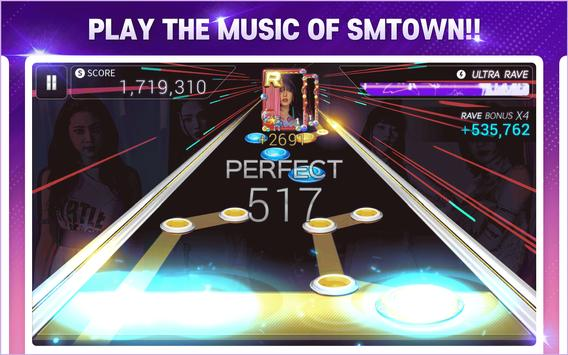 SuperStar SMTOWN screenshot 14