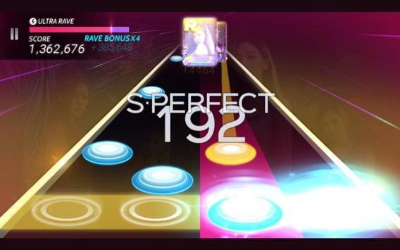 SuperStar SMTOWN Screenshot 17