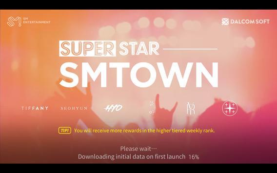 SuperStar SMTOWN تصوير الشاشة 22