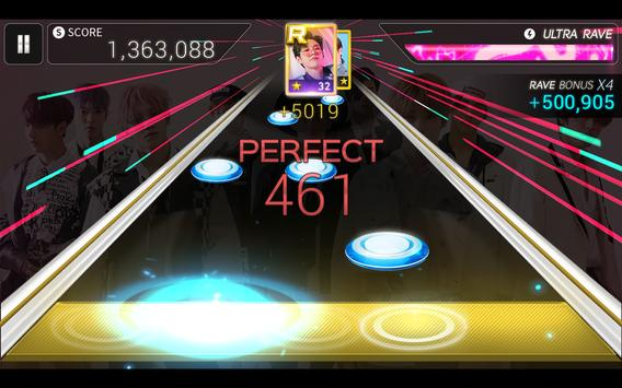 SuperStar SMTOWN screenshot 17