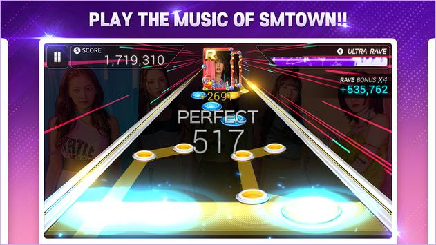 SuperStar SMTOWN screenshot 2