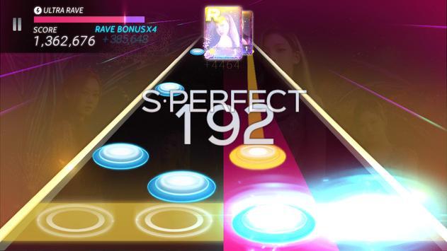 SuperStar SMTOWN Screenshot 5