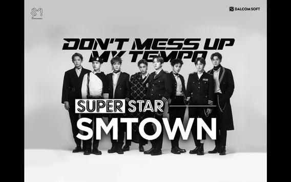SuperStar SMTOWN captura de pantalla 14
