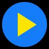 S 비디오 플레이어 아이콘