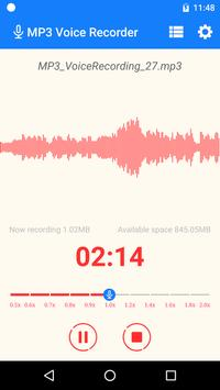 MP3 Voice Recorder poster