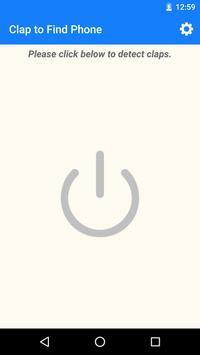 Clap to Find Phone screenshot 1