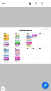 每日时间表-简单时间表,简单计划,时间表申请,时间表 截图 6