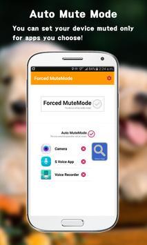 MuteMode(LITE - Default Camera) screenshot 1