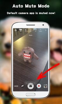 MuteMode(LITE - Default Camera) screenshot 2