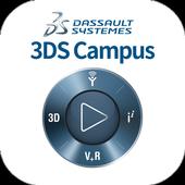 3DS Campus icon