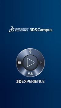 3DS Campus poster