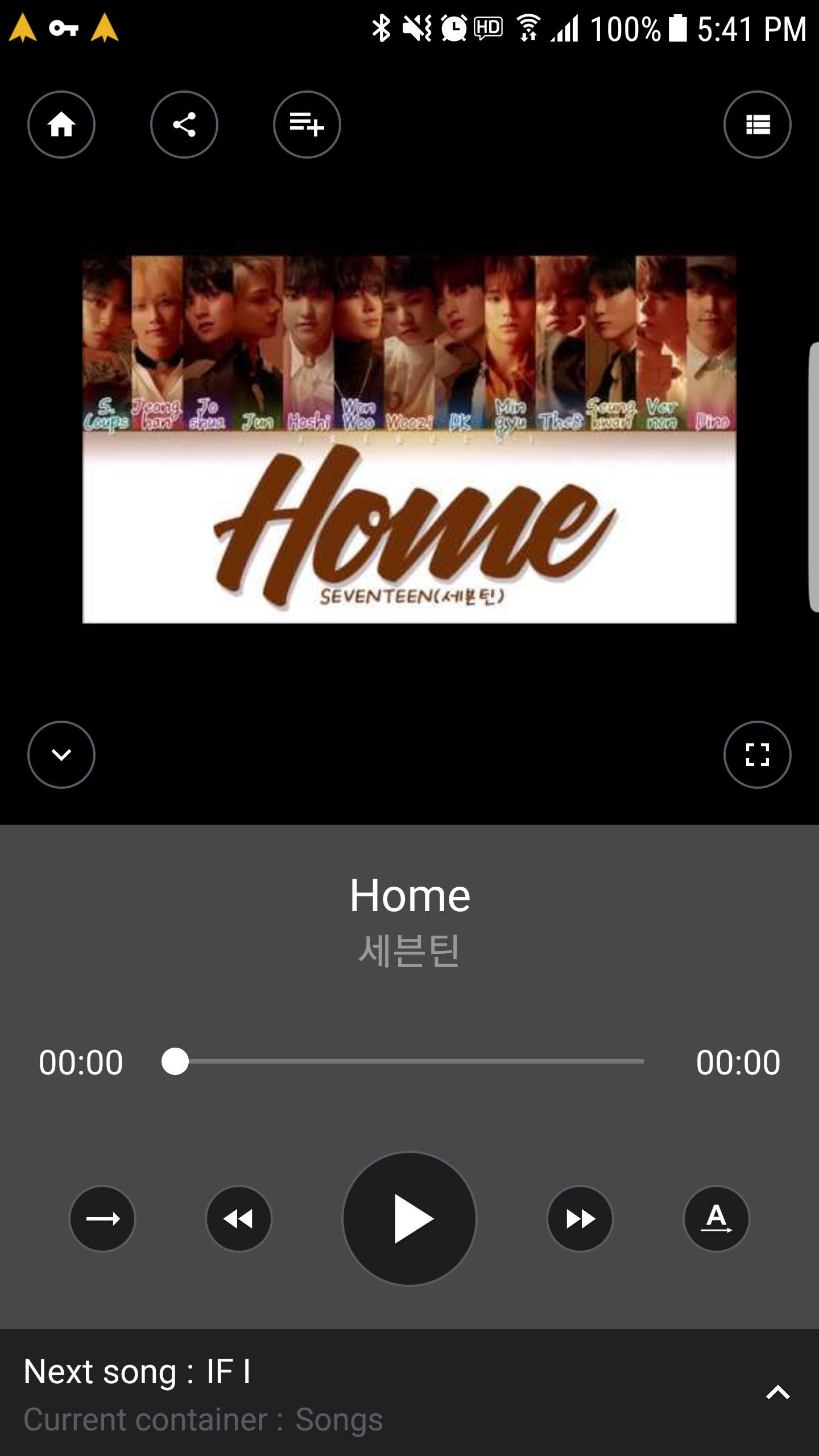 All That SEVENTEEN(songs, albums, MVs, videos) for Android