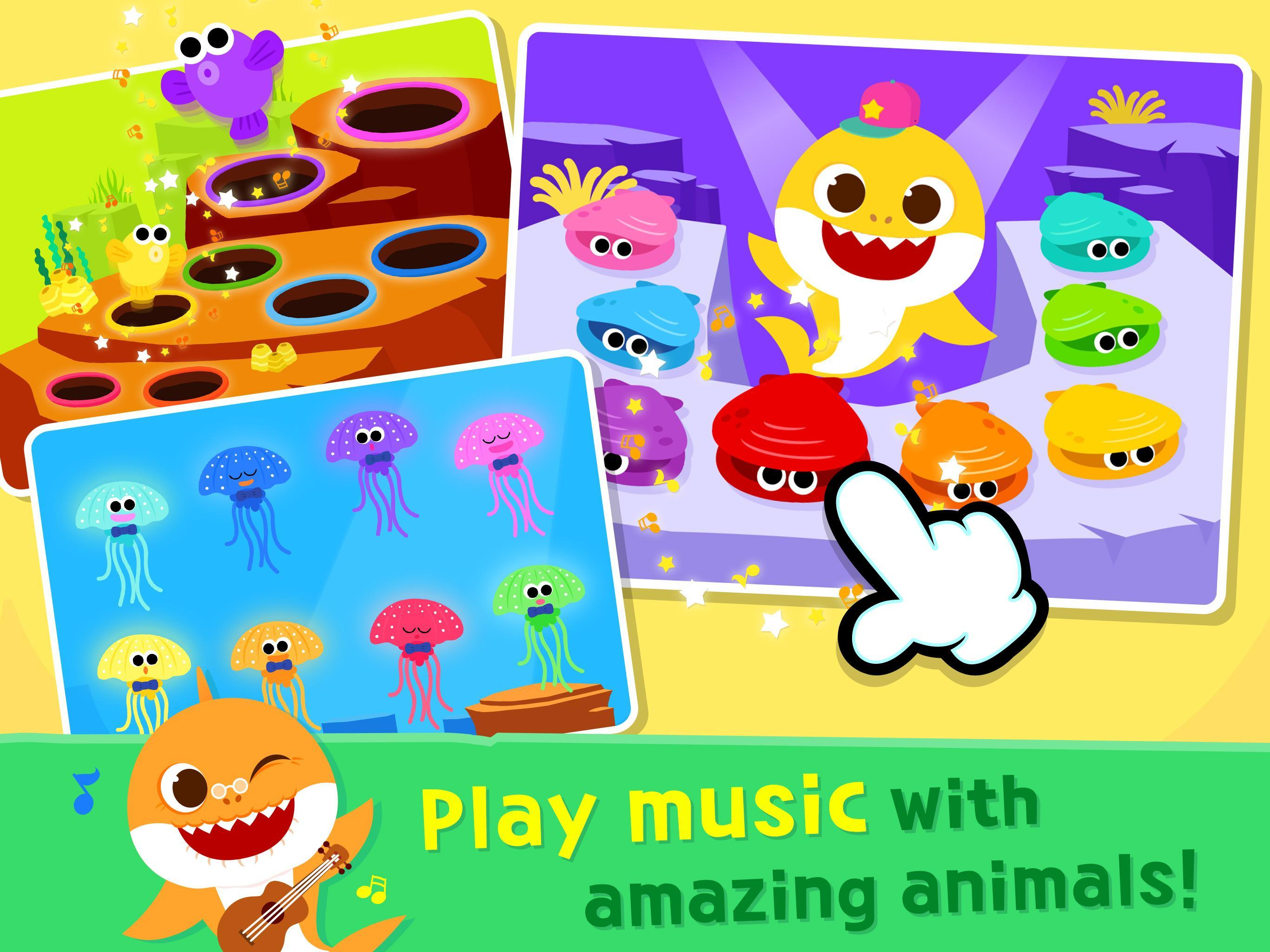 Pinkfong Baby Shark For Android Apk Download