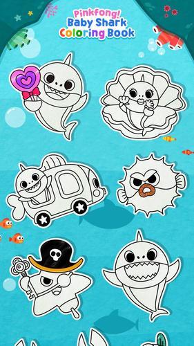 Pinkfong Baby Shark Coloring Book Apk 20 Download For Android Download Pinkfong Baby Shark Coloring Book Apk Latest Version Apkfab Com