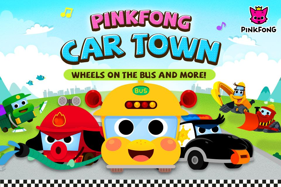 Car Town Motors >> Pinkfong Car Town For Android Apk Download