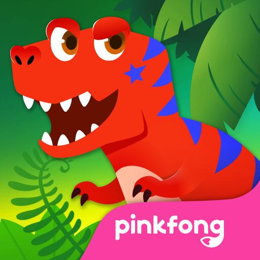 ピンキッツ 恐竜ワールド