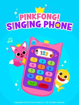 Pinkfong Singing Phone screenshot 11