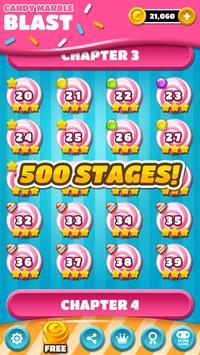 3 Schermata Candy Marble Blast: Zu-ma
