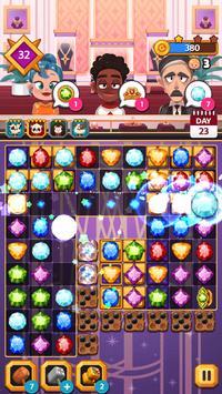 7 Schermata Jewelry Puzzle: Match 3