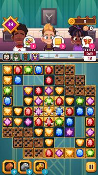 6 Schermata Jewelry Puzzle: Match 3