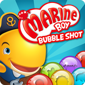 ikon Marine Boy: Bubble Shot