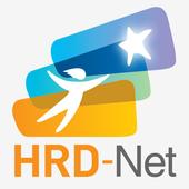 고용노동부 HRD-Net 아이콘
