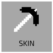 SKIN downloader for Minecraft PE icon